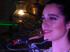 Levante - Gran Caff Pedrocchi, Padova 15-06-2016 (streetspirit73) Tags: concert guitar live acoustic gran gibson caff padova levante pedrocchi levantecanta