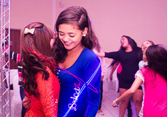 Dance (Valria Peres) Tags: friends aniversario amigos cores fotografia infancia balada colorido piscinadebolinha fotografiainfantil