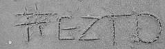 '# Me' (EZTD) Tags: eztd eztdphotography england photos foto photograph photography eztdgroup eztdphotos 2016 fotos nikond90 june2016 eztdfotos inglaterra angleterre ingles image allabouttheimage weymouth dorset hashtag sand sable beach playa hash tag