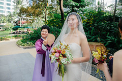 IMG_8799 (walkthelightphotography) Tags: korean wedding traditional singapore beautifulshangrila ritualpeople couple together marriage unite love shangrilahotel