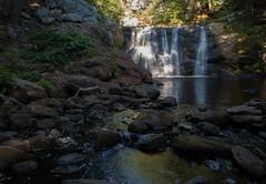 Doane Falls, Royalston, MA (koperajoe) Tags: cliff water river waterfall stream long exposure newengland westernmassachusetts