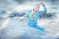 Whiteout (Duy Truong Photography) Tags: duytruongphotography duy truong photography florida model portrait orlando disney cosplay elsa frozen let it go anna