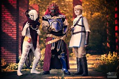 The Eternal Tale (Snowgrimm) Tags: dark dawn nintendo games convention link mysterious zelda epic enemy ganondorf thelegend dokomi ghirahim
