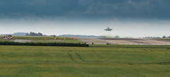 F35 over RAF Marham (JSN-Photography) Tags: nikon aircraft low norfolk raf airfield flyby f35 d600
