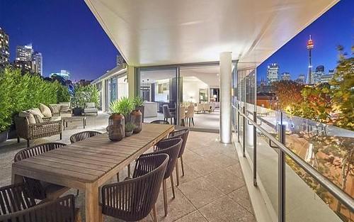 Penthouse/65 Cowper Wharf Road, Woolloomooloo NSW