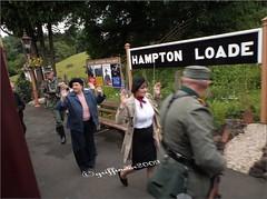 been arrested! (griffindor2009) Tags: hamptonlodestation germans severnvalleyrailway outdoors outdoor