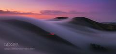 i n v e r s i o n | marin county, california (l3v1k) Tags: ifttt 500px landscape fog sunset california long exposure golden gate ggnra sausalito unitedstates