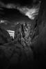 Stone Castles (jwsmithphoto) Tags: california bw southwest nationalpark desert rockformations joshuatreenationalpark
