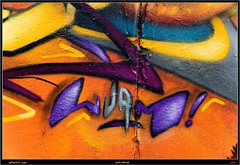 Artist: Wuam (pharoahsax) Tags: world street urban bw streetart get art colors wall writing germany painting deutschland graffiti artwork mural paint artist kunst tag tags spray peinture urbanart painter writer graff baden karlsruhe ka legal spraycan wrttemberg sden wuam pmbvw worldgetcolors