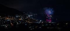 Fuochi d'artificio di Spotorno 2016 [6] . 33/52 (Tiziano Caviglia) Tags: spotorno rivieradellepalme liguria fuochidartificio fireworks luci lights marligure mare sea spettacolopirotecnico