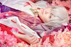 SAIGA (MiyaoChang (張喵嗚)) Tags: cosplay saiga 夢100 夢王国と眠れる100人の王子様 砕牙