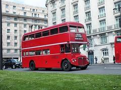 Timebus - RMA37 - KGJ612D (Waterford_Man) Tags: routemaster aec bea timebus londontransport