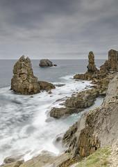 LOS URROS (JUAN GALLART) Tags: espaa cantabria costaquebrada losurros juangallart largaexposicion nikond750