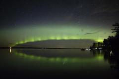 Coloured Lips (Peter Stahl Photography) Tags: northernlights auroraborealis aurora islelake
