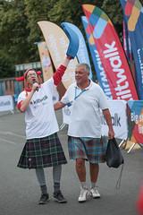 Kiltwalk Edinburgh 2016 (Pro Shots) (The Kiltwalk) Tags: kiltwalk scotland edinburgh charity walking outdoors bay city rollers red hot chilli pipers