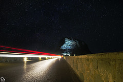 Monemvasia (Nick Tzivakis) Tags: monemvasia caste travel nightphotography longexposure exposure greece sky stars lit