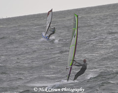 Wind Surfers (Nick Crown Photography) Tags: windsurfers