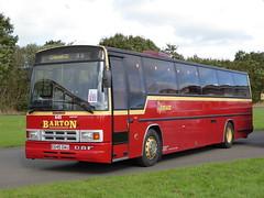 Barton E645DAU (RL Buses) Tags: showbus bus busrally preservedbus donington doningtonpark barton bartons