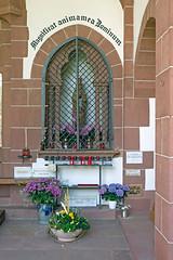 Magdalenen-Kapelle bei Amöneburg nahe Marburg (astroaxel) Tags: deutschland magdalenen kapelle amöneburg marburg hessen