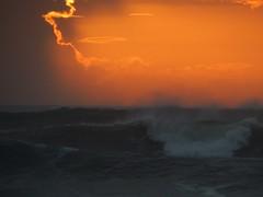 Rialto at Sunset (Pictoscribe) Tags: pictoscribe olympic peninsula coast sunset rialto beach