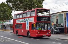 VLA156 Arriva London (KLTP14) Tags: lj55bso t lorol rail replacement arriva london walthamstow vla156