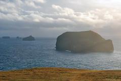 Heimaey (Vestmannaeyjar) (Niels Þ Magnússon) Tags: sunset vestmannaeyjar heimaey