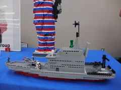 WC MMFaire Minecraft Onboard (Sastrei87) Tags: lego minecraft makerfaire maker
