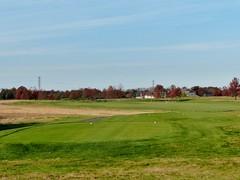 Royce Brook East #9 from tee P1050915 (2) (tewiespix) Tags: golf newjersey course east hillsborough smyers roycebrook