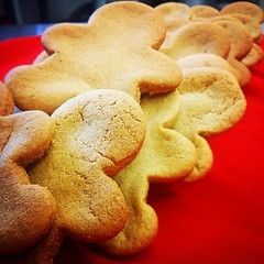 """Gingerbread Men *New this season* #PunchBowl #Homestyle #Gingerbread #GingerbreadMen #Sugar #Butter #Ginger #Cinnamon #Molasses #Nutmeg #goodfoodmatters #Foodies #Baking #Bakery #AllPurposeFlour #Luxury #ShopLocal #CountdownToChristmas  #Cookies #Christma • <a style=""""font-size:0.8em;"""" href=""""http://www.flickr.com/photos/129307582@N07/15163022693/"""" target=""""_blank"""">View on Flickr</a>"""