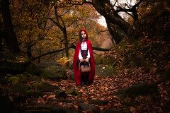 Little Red Riding Hood (annabulka) Tags: world show uk greatbritain travel light red wild portrait people colour art love tourism nature girl beautiful kids female contrast dark photography photo kid amazing nice fantastic model glamour travels flickr shot expression fine experiment tourist best z lonelyplanet colourful capture beautifull turist colourfull expresion portraitphotography darck darkstyler mywinners anawesomeshot colorphotoaward colorfullaward annabulka studio999 annamarijabulka
