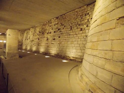 Ruínas do Castelo do Louvre