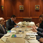 IRENA meets with the Peruvian Energy Minister thumbnail