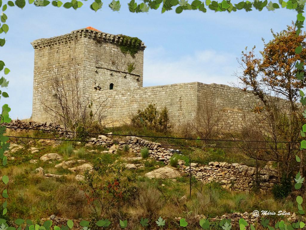Águas Frias (Chaves) - Castelo de Monforte do Rio Livre