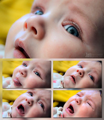 The Path of Fragility (Color Outtakes) (Jam Photography & Digital Art) Tags: portrait baby look eyes eva child sad blueeyes outtakes daughter cry makingoff