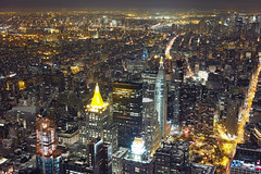 New York night view #5 (nipomen2) Tags: new york building night america view state united sigma empire states merrill dp2