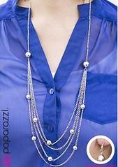 5th Avenue Silver Necklace K1 P2210A-5