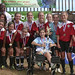 U14 Girls Red-Presidential Medal Soccer League State Cup Champions!