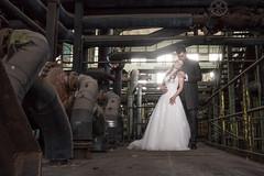 Sarah & Chris (Tom Di Maggio) Tags: chris wedding sarah tom photoshop canon photography monkey purple adobe lightroom arbed dimaggio
