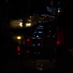 cheers (Cosimo Matteini) Tags: light glass closeup pen dark pub candle olympus led elgin closeupfilter m43 mft 45mmf18 ep5 £the cosimomatteini