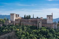 Alhambra (chrmoe) Tags: spain alhambra granada andalusia andalusien spanien
