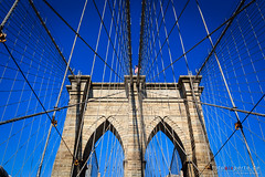 Brooklyn Bridge, New York (Christian Bcker) Tags: city usa newyork canon eos brooklynbridge eastcoast atlanticcoast 60d tamronspaf1750mmf28xrdiiildasphericalif usa2013