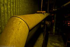 (underground_explorer) Tags: ireland station underground industrial power explorer urbanexploration electricity derelict powerstation ue abandonedbuildings urbex undergroundexplorer