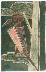 Rabindranath Tagore_093 (Evgeny Zhivago) Tags: art kolkata bengal calcutta primitivism nobelprize tagore indianart rabindranathtagore    nobelprizeinliterature    nobelprisetilitteratur    rabindrabhavan mongpu  tagorepaintings    rabindranathtagorepaintings rabindraparishad