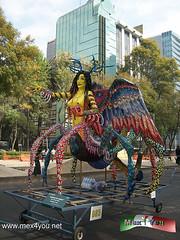 Octavo Desfile Monumental de Alebrijes (jarsphe) Tags: mexicana desfile artesania alebrije tradicional alebrijes octavo monumentales cartoneria