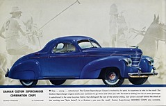 1938 Graham Custom Supercharger Combination Coupe (aldenjewell) Tags: 1938 custom brochure graham coupe combination supercharger
