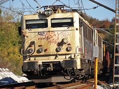 269 (firedmanager) Tags: train tren imperial locomotive japonesa caf freight mitsubishi locomotora teco japonesas ferrocarril freighttrain renfe trena 269 oiartzun mercancías railtransport renfeoperadora renfemercancías