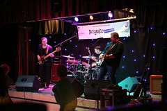 """Stevie Nimmo Trio at the IOW Boogaloo Blues Weekend • <a style=""""font-size:0.8em;"""" href=""""http://www.flickr.com/photos/86643986@N07/15860826985/"""" target=""""_blank"""">View on Flickr</a>"""