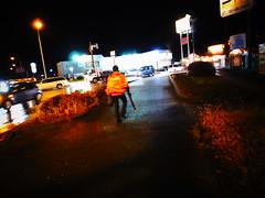 orange light after the rain (-ICHIRO) Tags: street digital snap gr iv ricoh 21mm gw2