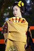 (Tamayura) Tags: nov autumn japan nikon kyoto maiko kansai d800 2014 kamishichiken kitanotenmangū 70200mmf28gvrii 201411151705340