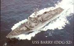 U.S.S. Barry (DDG-52) (marknoonan427) Tags: usnavy ddg uploaded:by=flickrmobile